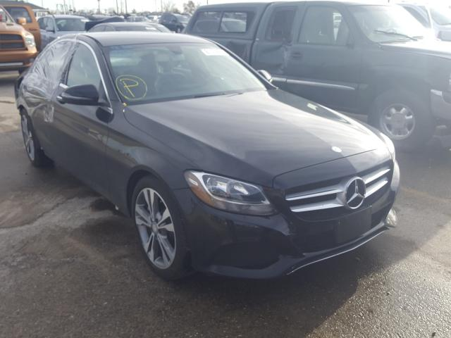 Salvage cars for sale from Copart Nampa, ID: 2016 Mercedes-Benz C300
