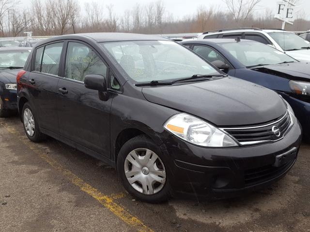 Salvage cars for sale from Copart Angola, NY: 2012 Nissan Versa