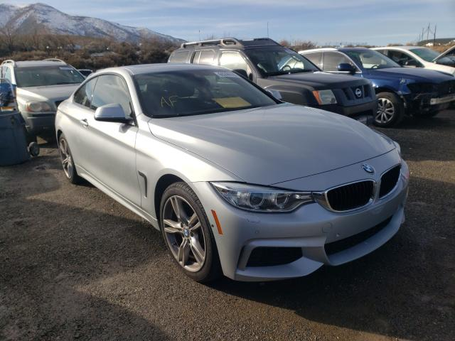 Salvage cars for sale from Copart Reno, NV: 2015 BMW 435 XI