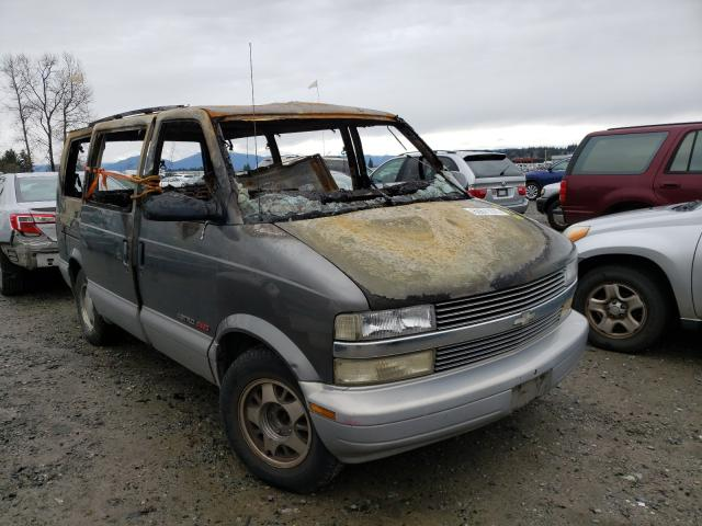 Chevrolet Astro salvage cars for sale: 1999 Chevrolet Astro