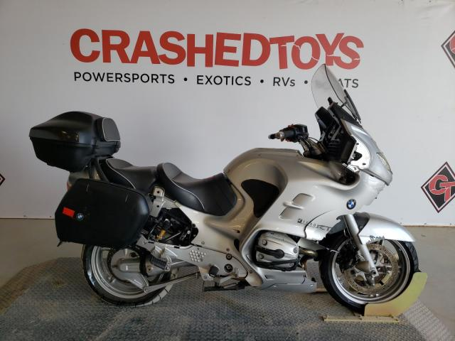Salvage cars for sale from Copart Sikeston, MO: 2004 BMW R1150 RT