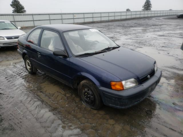 Salvage cars for sale from Copart Airway Heights, WA: 1995 Toyota Tercel STD
