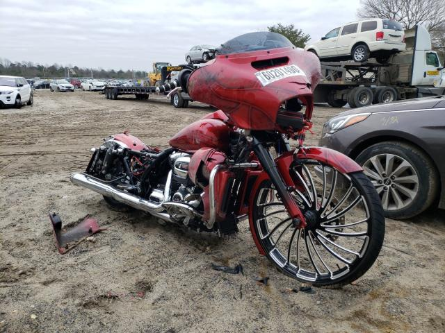 Salvage cars for sale from Copart Seaford, DE: 2019 Harley-Davidson Flhx
