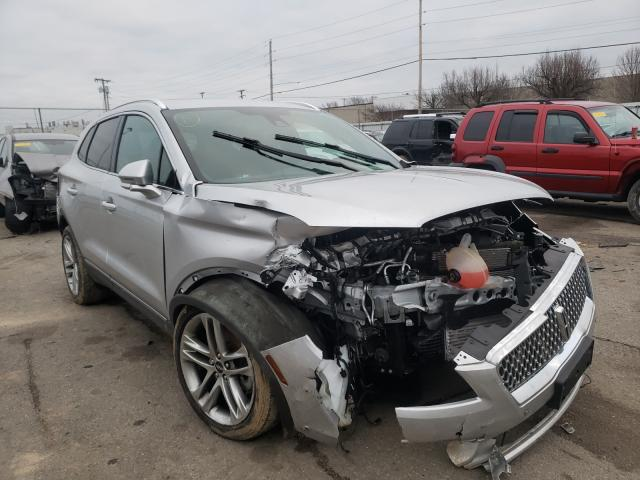 Lincoln salvage cars for sale: 2019 Lincoln MKC Reserv
