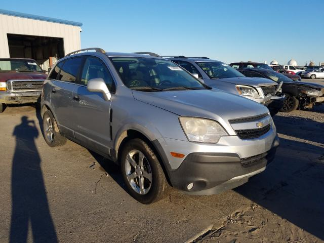 Salvage cars for sale from Copart New Orleans, LA: 2012 Chevrolet Captiva SP