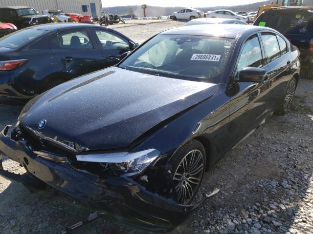BMW 5 SERIES 2019 1