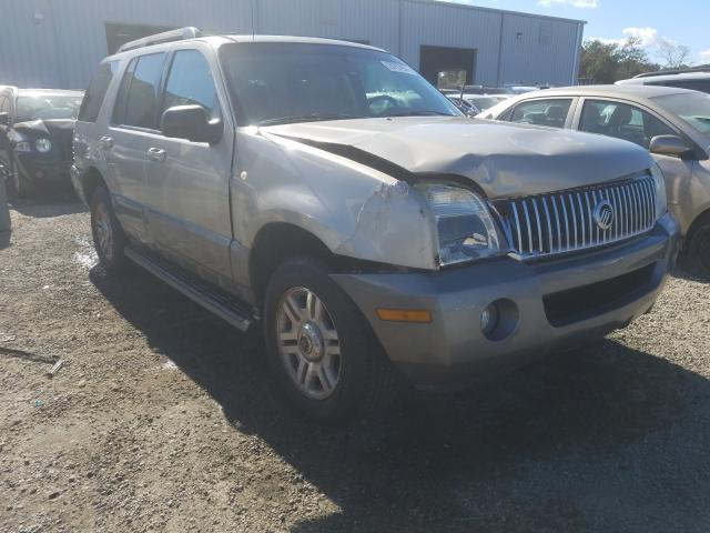 Salvage 2005 MERCURY MOUNTAINER - Small image. Lot 29707961