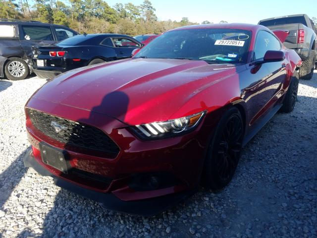 2015 FORD MUSTANG - 2