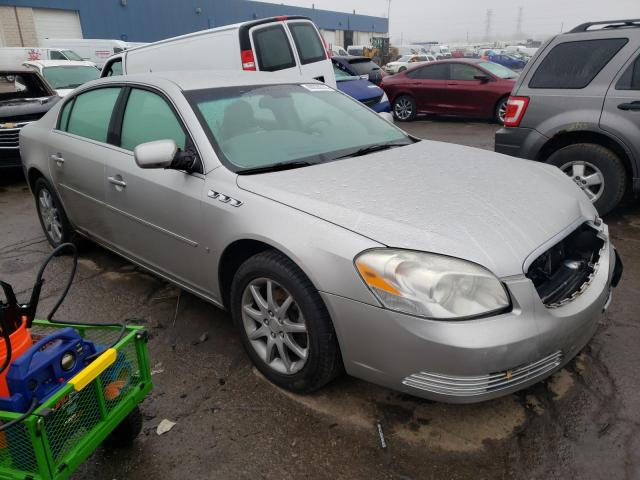Salvage cars for sale from Copart Woodhaven, MI: 2006 Buick Lucerne CX