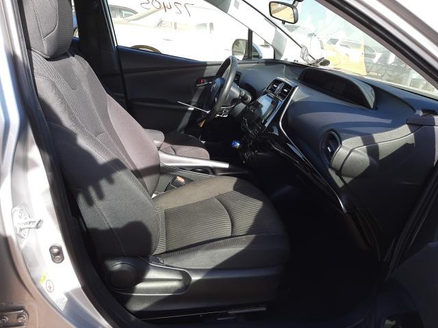 пригнать из сша 2016 Toyota Prius 1.8L JTDKBRFU1G3525417