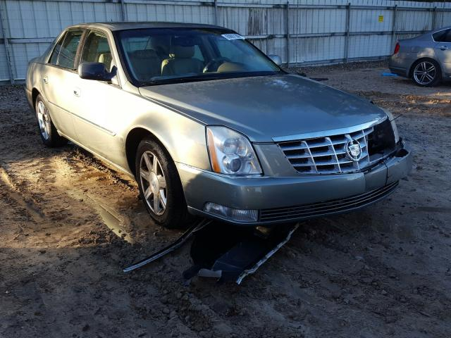Salvage cars for sale from Copart Midway, FL: 2006 Cadillac DTS