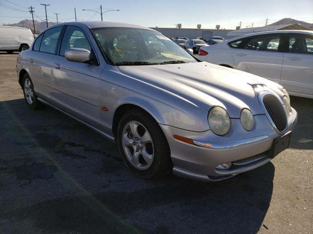 Salvage cars for sale from Copart Colton, CA: 2000 Jaguar S-Type