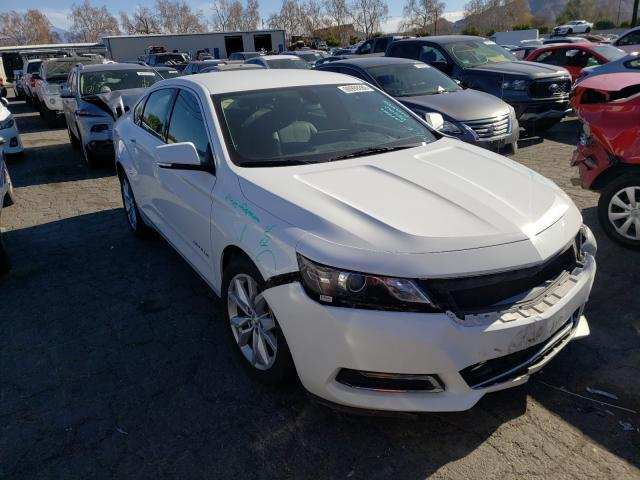 Salvage cars for sale from Copart Colton, CA: 2018 Chevrolet Impala LT