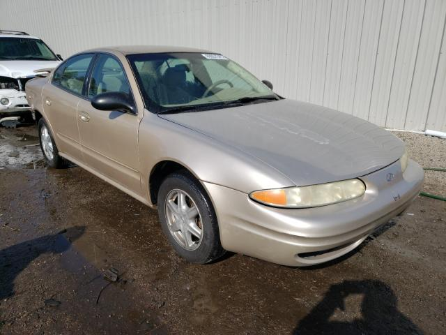 Oldsmobile salvage cars for sale: 2003 Oldsmobile Alero GL