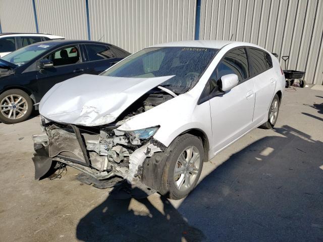 из сша 2010 Honda Insight Ex 1.3L JHMZE2H73AS038963