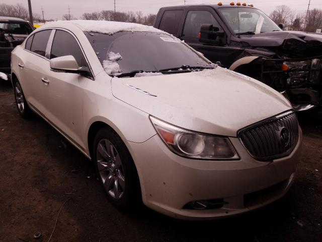 Salvage cars for sale from Copart Fort Wayne, IN: 2012 Buick Lacrosse P