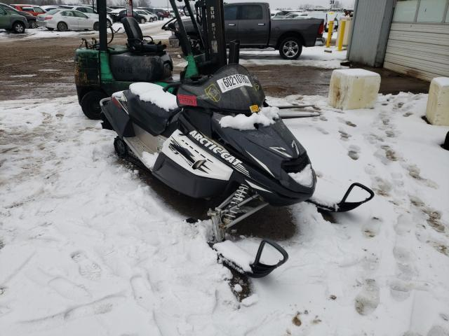 Arctic Cat salvage cars for sale: 2009 Arctic Cat F 1100