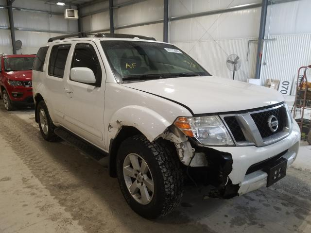 Salvage cars for sale from Copart Greenwood, NE: 2008 Nissan Pathfinder