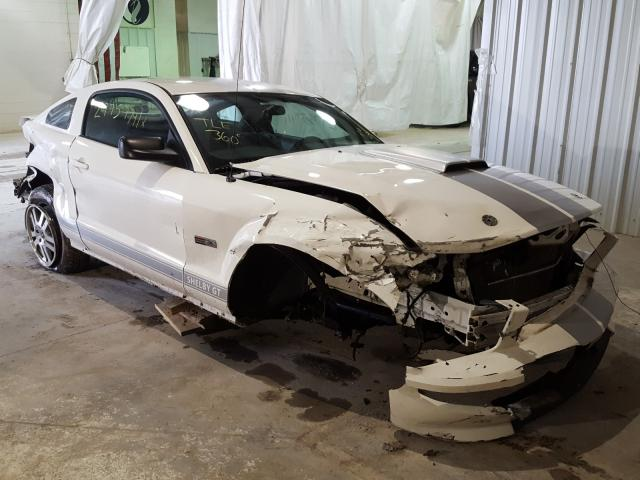 Salvage 2007 FORD MUSTANG - Small image. Lot 29757741
