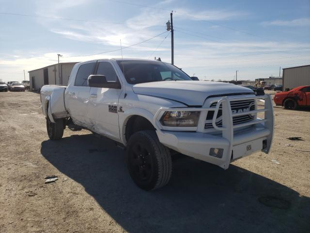 Salvage cars for sale from Copart Temple, TX: 2018 Dodge RAM 2500