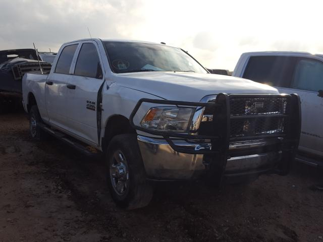 Salvage cars for sale from Copart San Antonio, TX: 2013 Dodge RAM 2500 ST