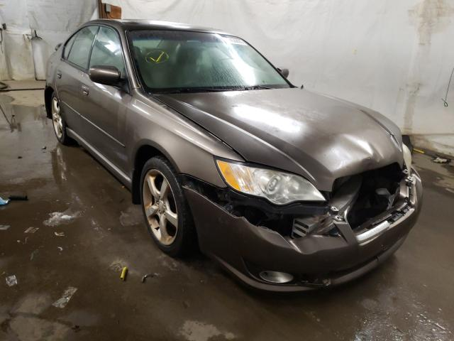 Salvage cars for sale from Copart Ebensburg, PA: 2009 Subaru Legacy 2.5