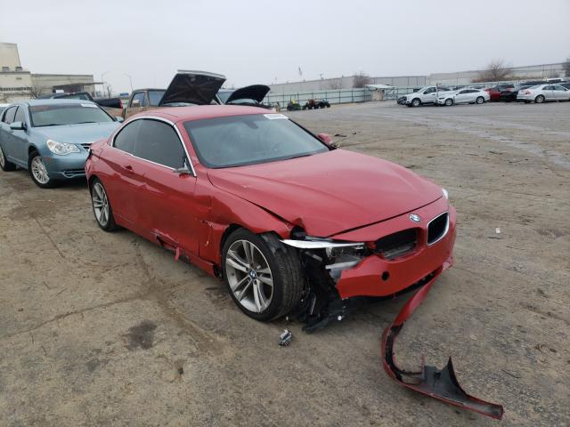 BMW Vehiculos salvage en venta: 2018 BMW 430I