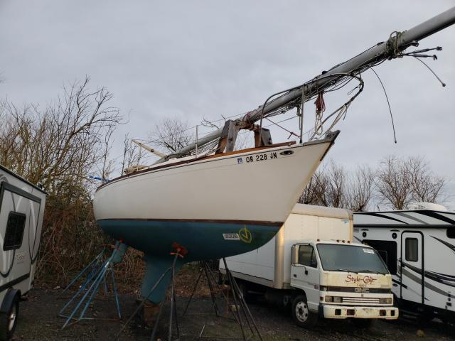 Sail salvage cars for sale: 1978 Sail Boat