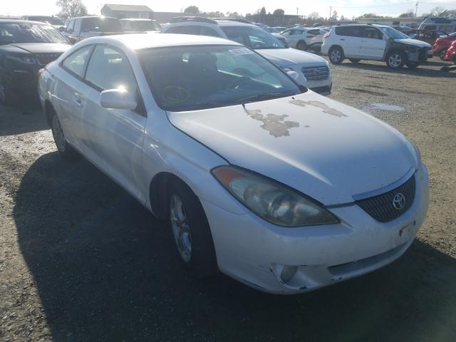 Salvage cars for sale from Copart Antelope, CA: 2004 Toyota Camry Sola