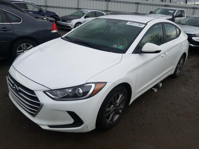 2017 Hyundai ELANTRA | Vin: 5NPD84LF5HH131053