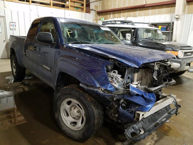 Salvage cars for sale from Copart Anchorage, AK: 2015 Toyota Tacoma ACC
