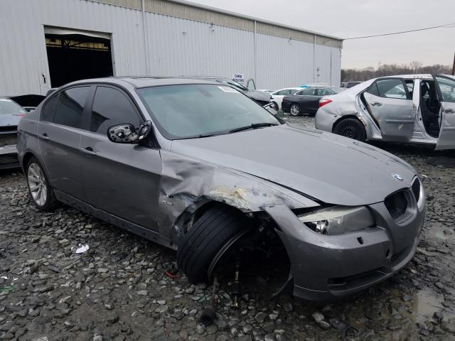 Salvage cars for sale from Copart Windsor, NJ: 2011 BMW 328 XI SUL