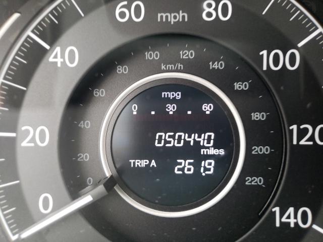 2016 HONDA CR-V SE 2HKRM3H45GH525606