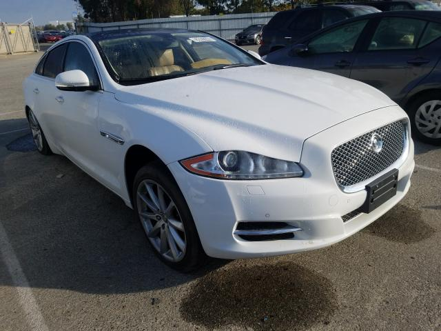 Salvage cars for sale from Copart Rancho Cucamonga, CA: 2012 Jaguar XJ
