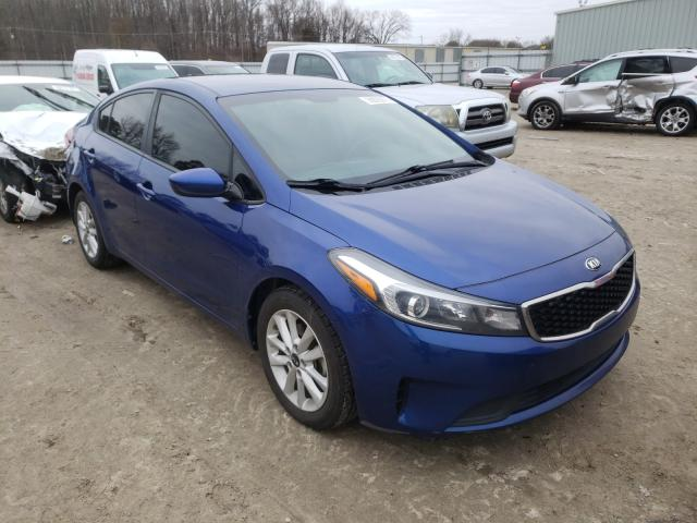 2017 KIA Forte LX for sale in Hampton, VA
