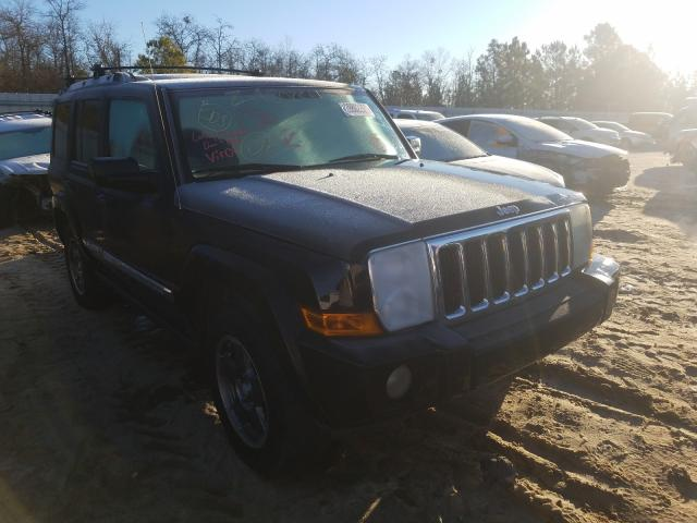 Salvage cars for sale from Copart Gaston, SC: 2006 Jeep Commander
