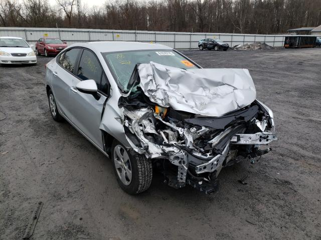 Chevrolet Cruze salvage cars for sale: 2018 Chevrolet Cruze