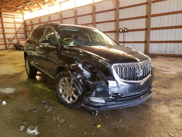 Buick salvage cars for sale: 2017 Buick Enclave