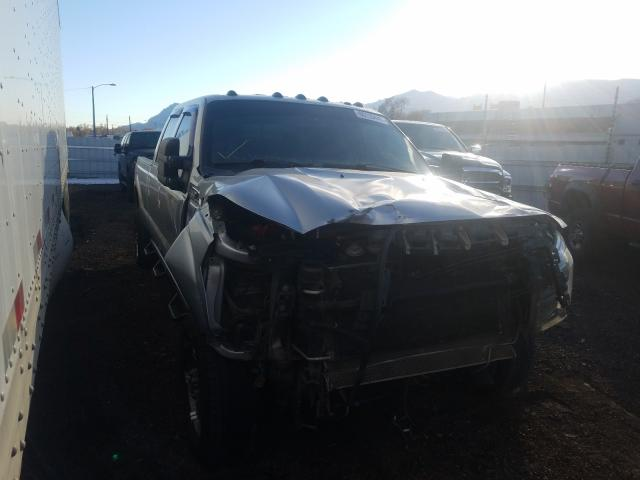Ford salvage cars for sale: 2011 Ford F350 Super
