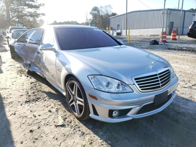 2008 Mercedes-Benz S 63 AMG for sale in Loganville, GA