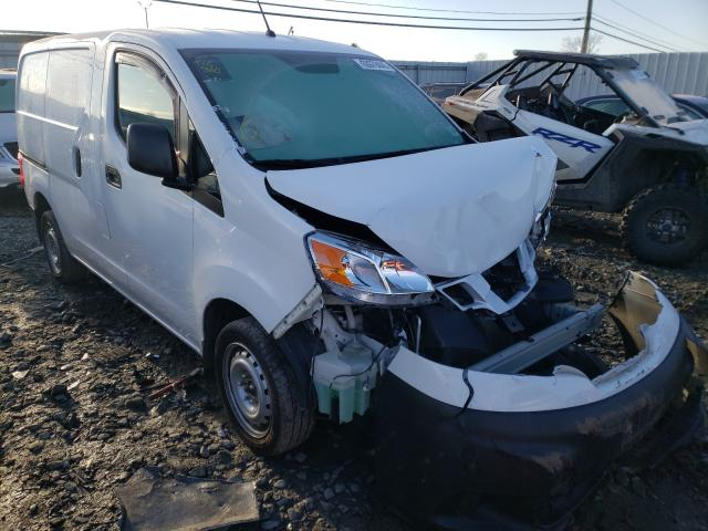 Salvage cars for sale from Copart Windsor, NJ: 2018 Nissan NV200 2.5S