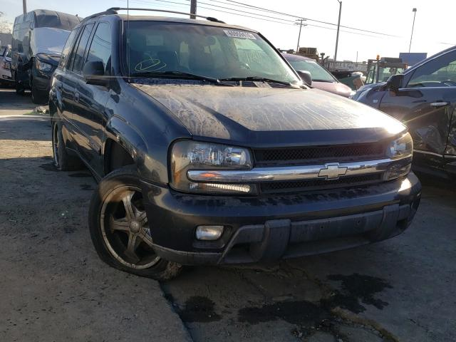 Chevrolet Trailblazer salvage cars for sale: 2003 Chevrolet Trailblazer