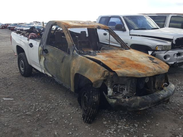 Salvage trucks for sale at Madisonville, TN auction: 2007 Chevrolet Colorado