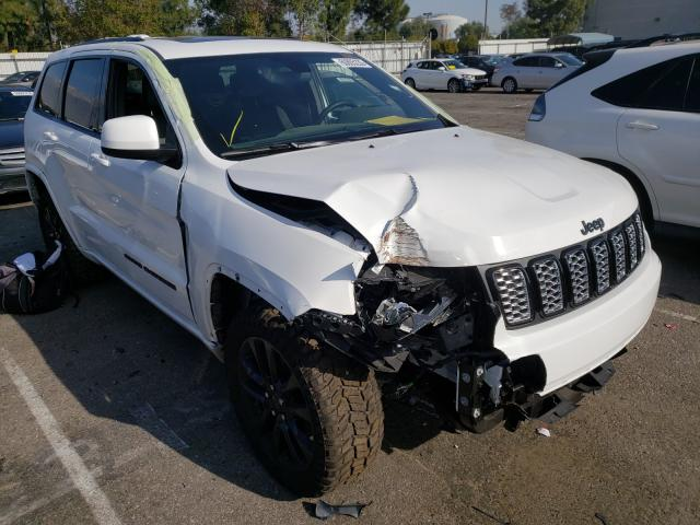 Salvage cars for sale from Copart Rancho Cucamonga, CA: 2021 Jeep Grand Cherokee