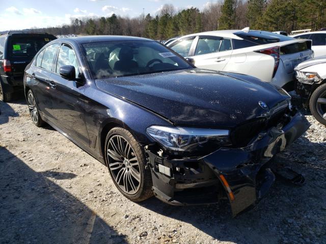 BMW 5 SERIES 2019 0