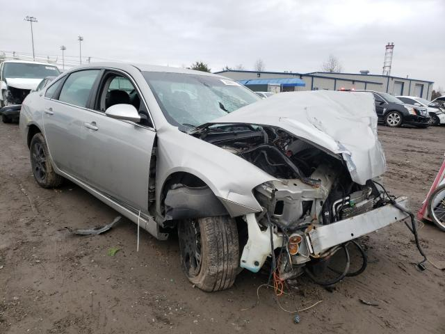 Salvage 2008 CHEVROLET IMPALA - Small image. Lot 29865621