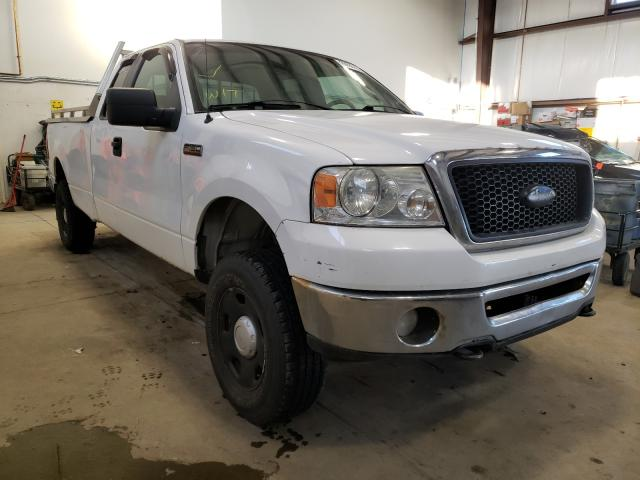 Salvage cars for sale from Copart Nisku, AB: 2007 Ford F150