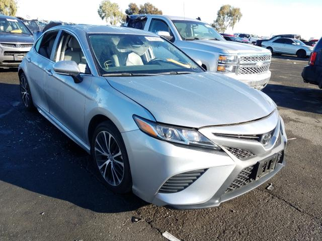 Salvage cars for sale from Copart Martinez, CA: 2019 Toyota Camry L