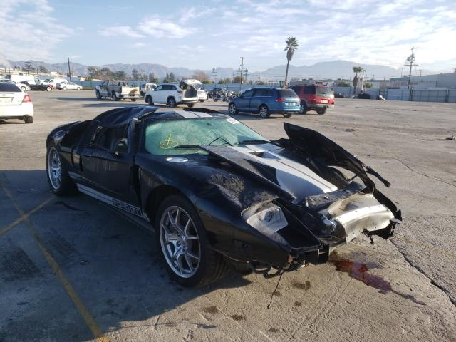 Ford GT salvage cars for sale: 2006 Ford GT
