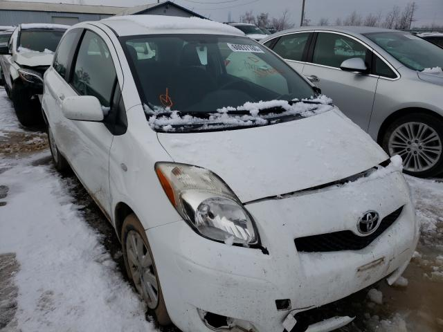 Toyota Yaris salvage cars for sale: 2011 Toyota Yaris